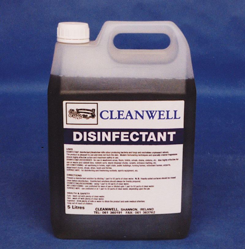Disinfectant Cleanwell