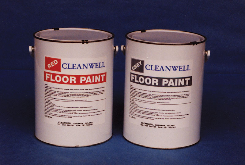 Floorcare cleanwell for Liquid lino floor paint